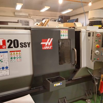 HAAS ST-20SSY